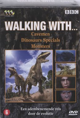 DVD: Walking with Dinosaurs