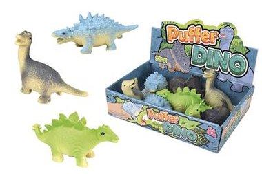 Knijpdino - diverse dinosaurussen