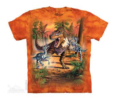 T-shirt Battle (oranje)