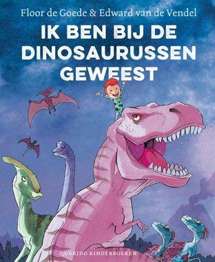 Leesboek: Ik ben bij de dinosaurussen geweest.