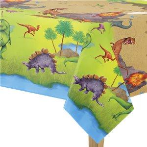 Tafelkleed Dinosaurus (Dinoworld Feest)
