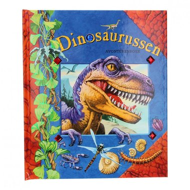 Dinosaurus Avonturenboek
