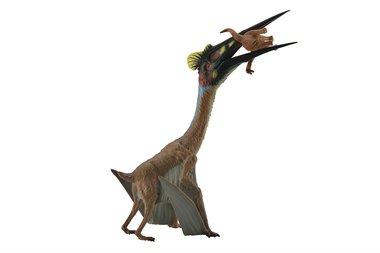 Quetzalcoatlus met prooi (collecta)