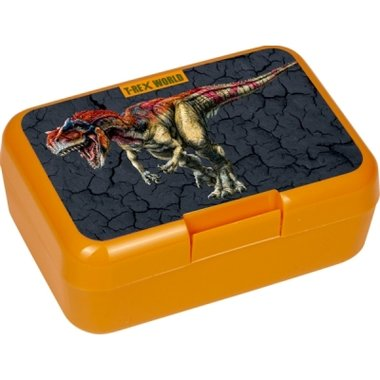 Dinosaurus Lunchbox/broodtrommel (T-rex world)