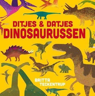 Prentenboek: Ditjes & Datjes Dinosaurussen