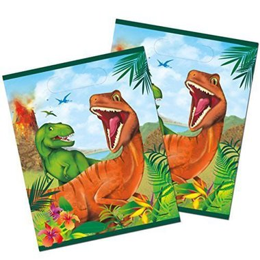 Feestzakjes (8) (Dinoworld Feest)