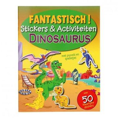 Fantastisch! Dinosaurus spelletjesboek