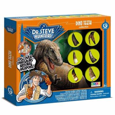 Dinosaurus tanden (Geoworld)
