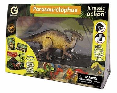 Beweegbare Parasaurolophus (Geoworld)
