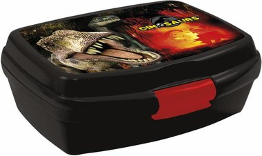 Dinosaurus Lunchbox/broodtrommel (Fire)