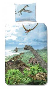 Dinosaurus dekbedovertrek Rex