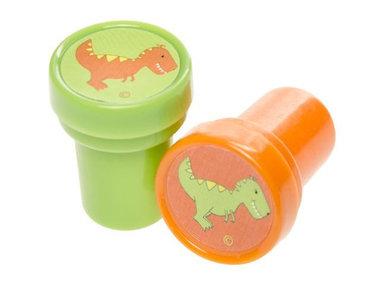 Dinosaurus stempel
