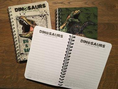 Dinosaurus Notitieboekje