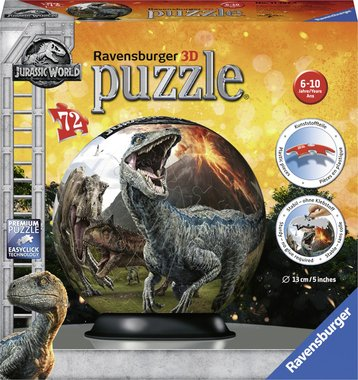Jurassic World 3D puzzelbol