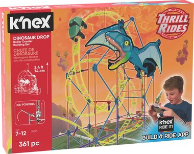 K'nex Dinosaurus (361pc)