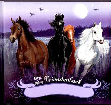 Paardenvriendenboek Miss Melody