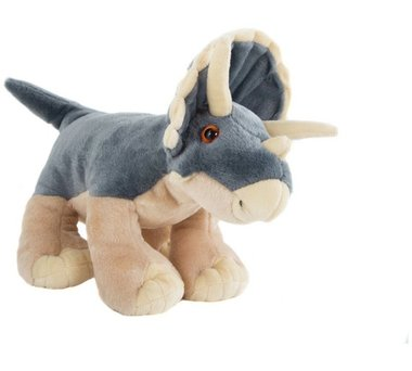 Triceratops knuffel (Lengte 30 cm)
