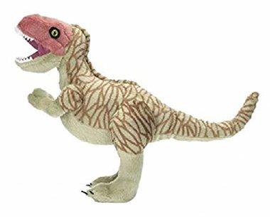 T-rex knuffel beweegbaar (lengte 53 cm)