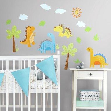 Baby Dino's Muurstickers (Roommates)