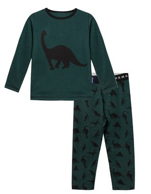 Dinosaurus pyjama (groen) Claesen's