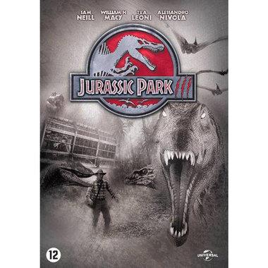 DVD: Jurassic Park (deel.3)