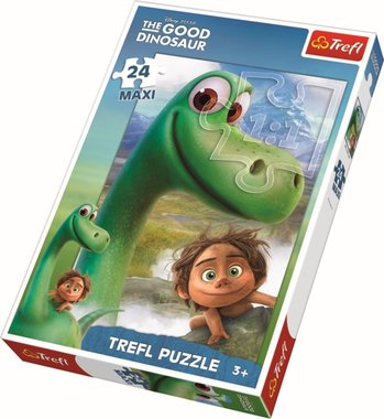 Maxi 24 stukjes The Good Dinosaur puzzel
