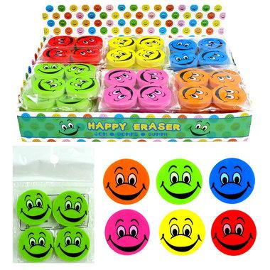 Smiley gummen (4 in een zakje)