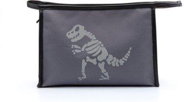 Toilettas Dinosaurus (skelet) (zebra trends)
