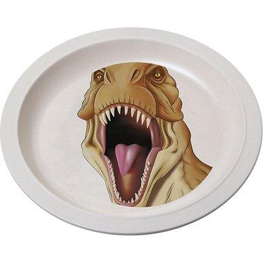 Bamboe bord - T-rex - bruin