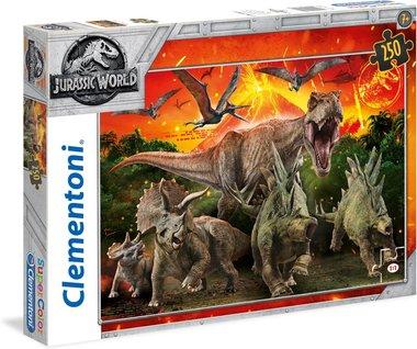 250 stukjes Jurassic World puzzel