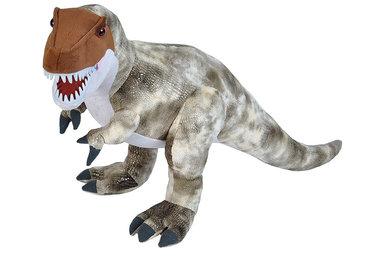 T-rex knuffel (groot) lengte 75 cm