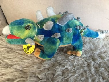 Ankylosaurus knuffel (lengte 48 cm)