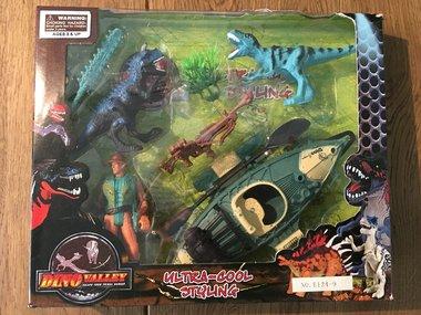 Dinosaurus speelpakket