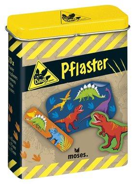 Dinosaurus pleisters (diverse vormen)