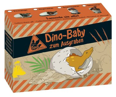 Dig it out: dino baby