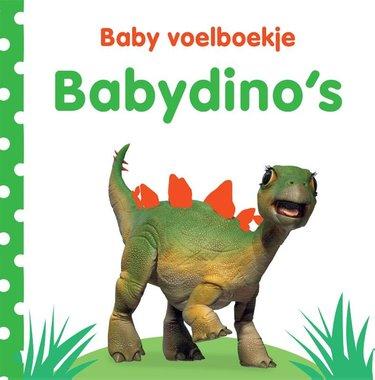 Voelboekje: Babydino's