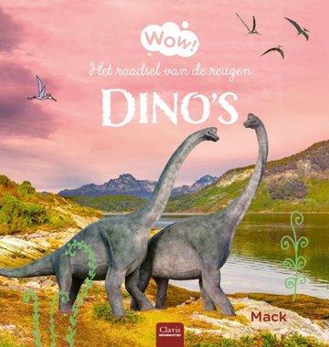 Leesboek: Het raadsel van de reuzen dino's