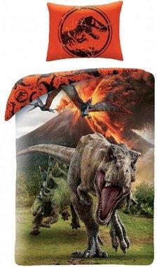 Jurassic World Raptor Dekbedovertrek (140x200cm)