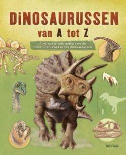 Boek: Dinosaurussen van A tot Z