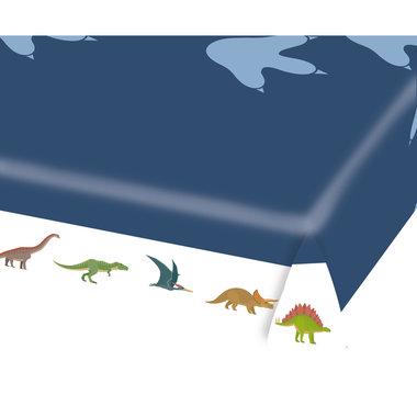Tafelkleed (papier) (Happy Dinosaur)