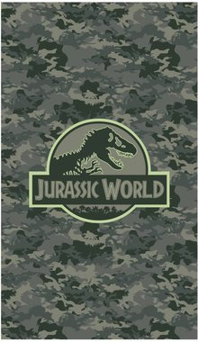 Jurassic World handdoek
