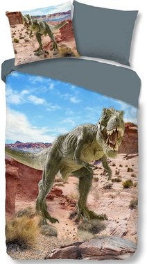 T-rex Dekbedovertrek (140x200cm)