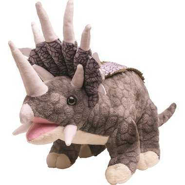Triceratops knuffel (Lengte 45 cm)