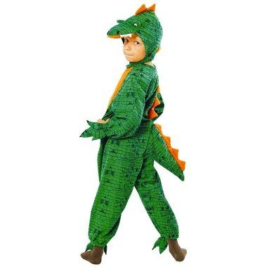 dinosaurus kostuum/verkleedpak maat 98-104