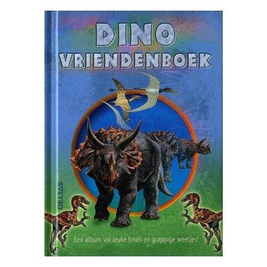 Vriendenboek: Dinosaurussen