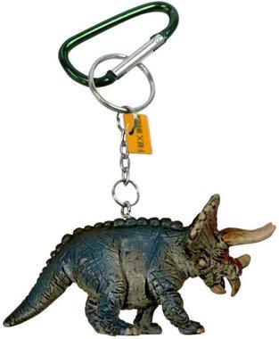 Sleutelhanger Triceratop (grote haak)