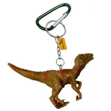 Sleutelhanger Velociraptor (grote haak)
