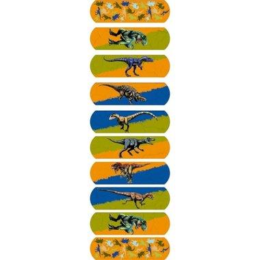 Dinosaurus pleisters (lang)