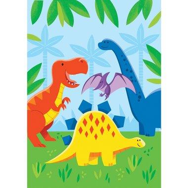 Feestzakjes (8) (Dinosaur Friends)
