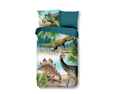Dinosaurus Dekbedovertrek (140x200cm)